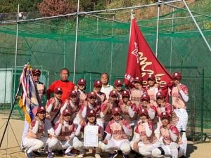 ソフトボール部が第49回大阪私学新人大会で優勝しました