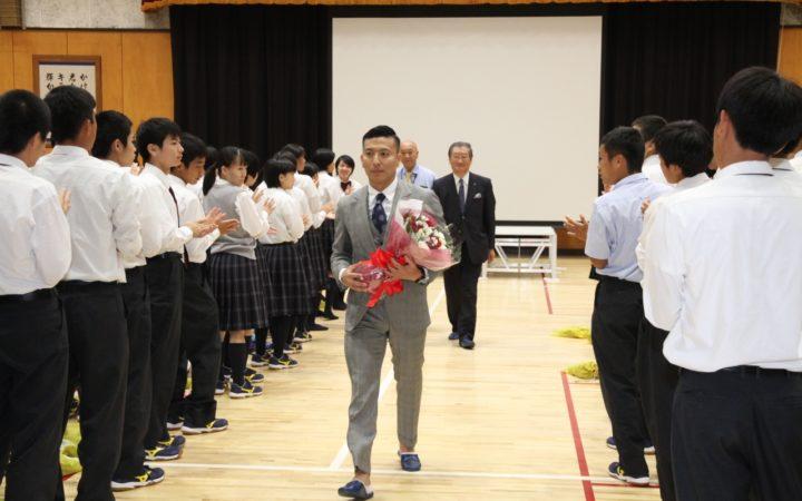 寺内健先輩がオリンピックで決勝進出!