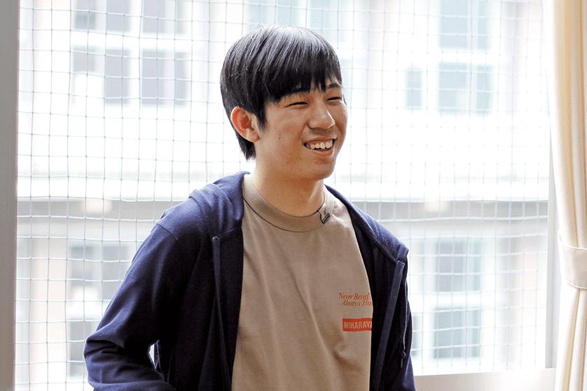 【大阪府立大学 現代システム 科学域】松﨑 雄真さん