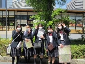 春の校外学習に行ってきました
