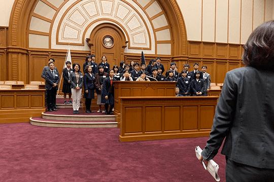 大阪市会議員との意見交換会